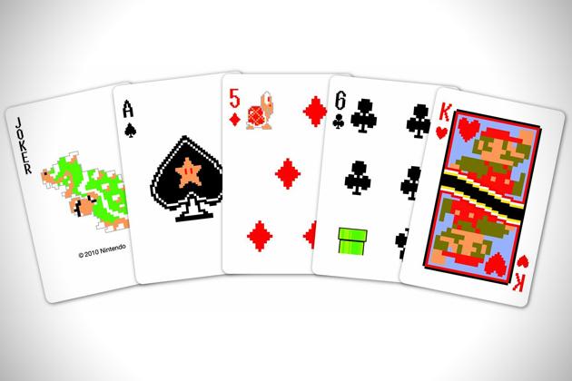 Super-Mario-Bros-8-Bit-Retro-Playing-Cards-1