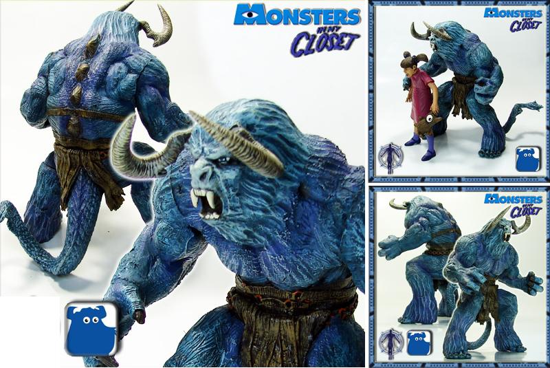 Monster-inc-Sullivan-action-figure-real