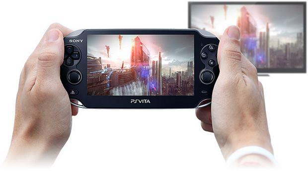 Remote Play permite que o usuário jogue games do PS4 no Vita.