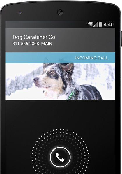 Segundo a Google, app de chamadas agora ficou mais inteligente.