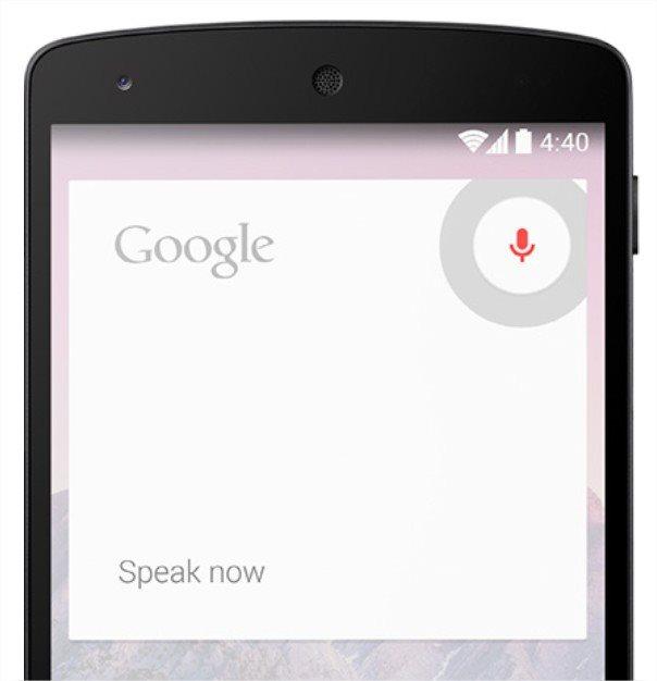 Melhorias no Google Now também podem ser vistas  no Android 4.4 KitKat.