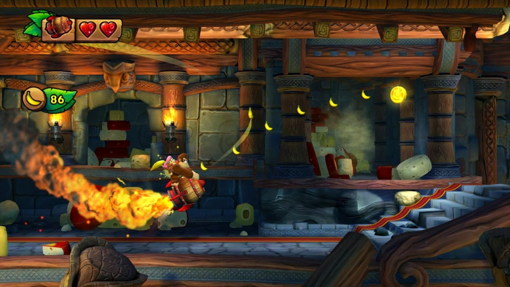 Donkey Kong Country Tropical Freeze - 06