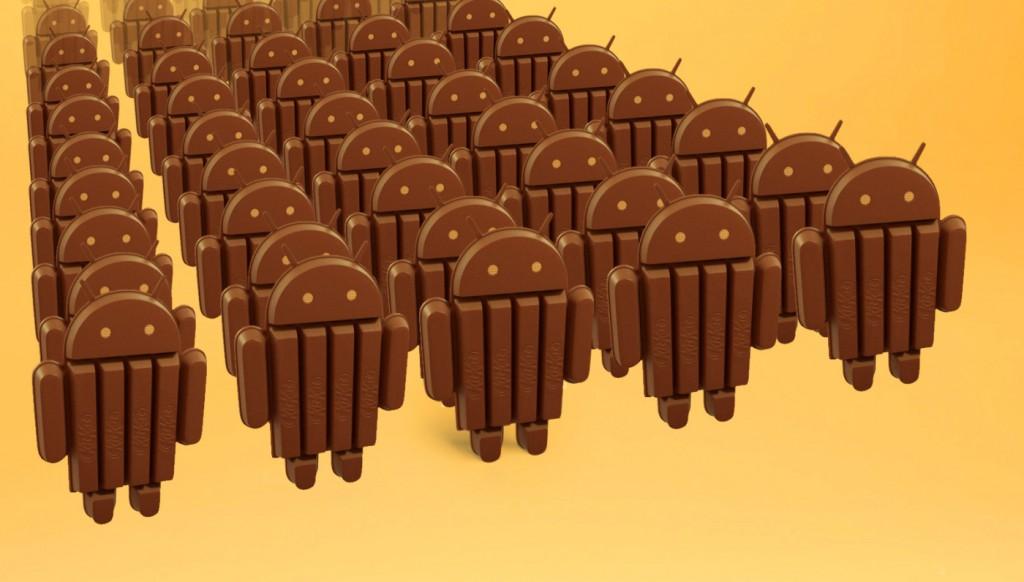 Samsung divulga lista de aparelhos que receberão o Android KitKat.