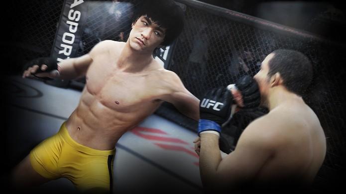 Bruce Lee estará presente no game EA Sports UFC.