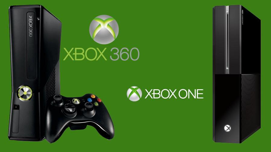 Xbox 360 e Xbox One