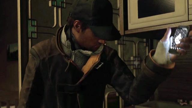 O protagonista  Aiden Pearce é um ex-criminoso hacker em Watch Dogs