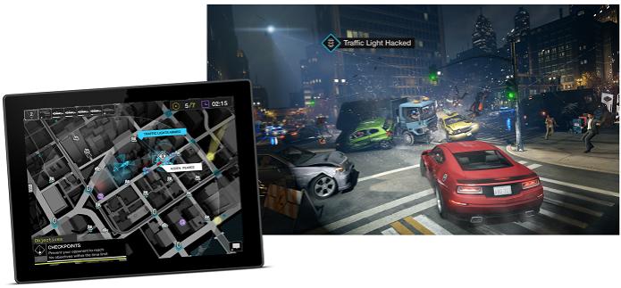 Watch Dogs ganhou app gratuito que permite participar do game de amigos, o ctOS Mobile.