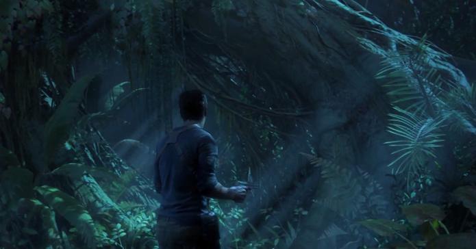 Nathan Drake pronto pra aquela que pode ser sua última aventura.