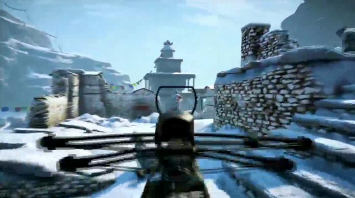 Imagens de Far Cry 4.