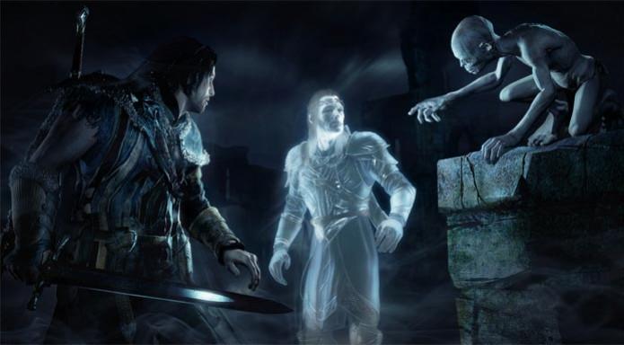 Shadow of Mordor.