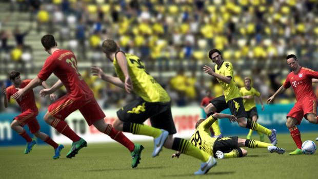 FIFA 15 trás inteligência artificial melhorada.