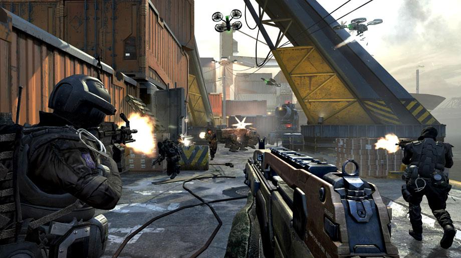 Sou fã de Call of Duty, mas admito que a série poderia ficar parada por um tempo