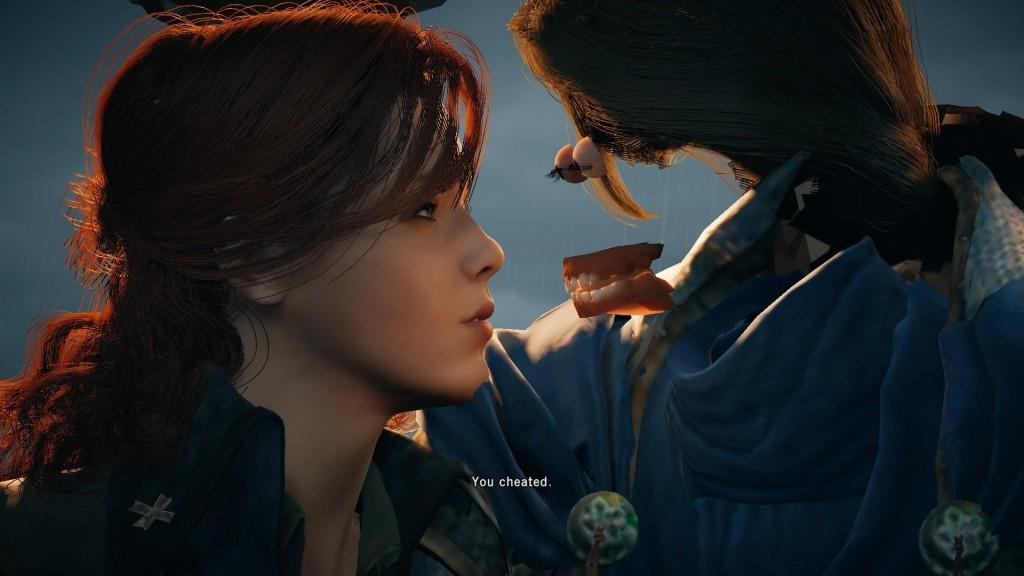 "Momento romântico de Assassin's Creed Unity: ""Me beija!"""