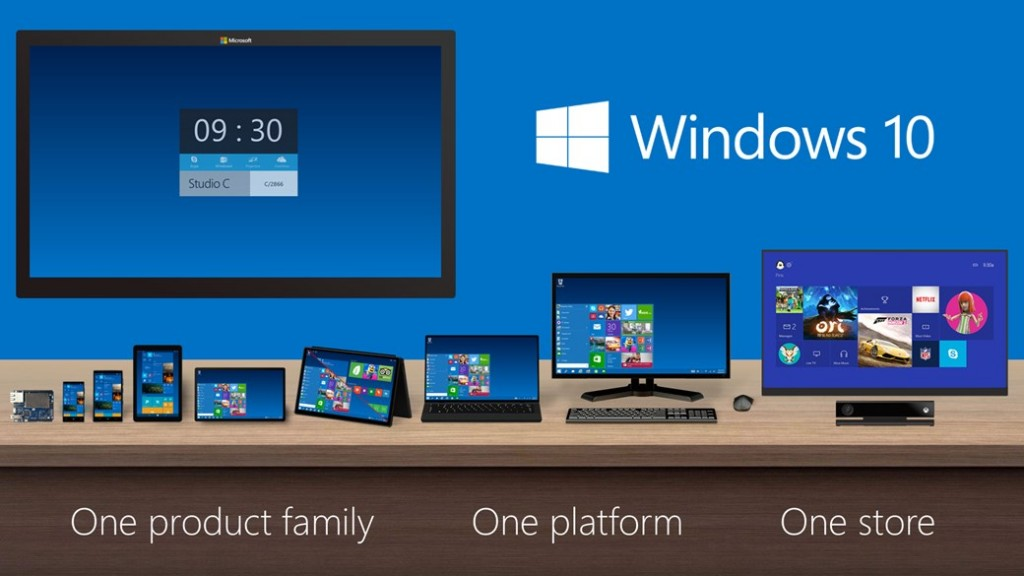 """""""Uma família de produtos. Uma plataforma. Uma loja""""."""