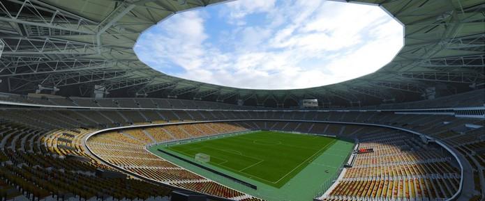 King Abdullah Sports City é o estádio dos dois principais times árabes dos últimos anos.