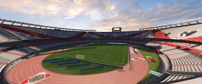 Monumental de Núñez, estádio do River Plate, estará presente em FIFA 16.