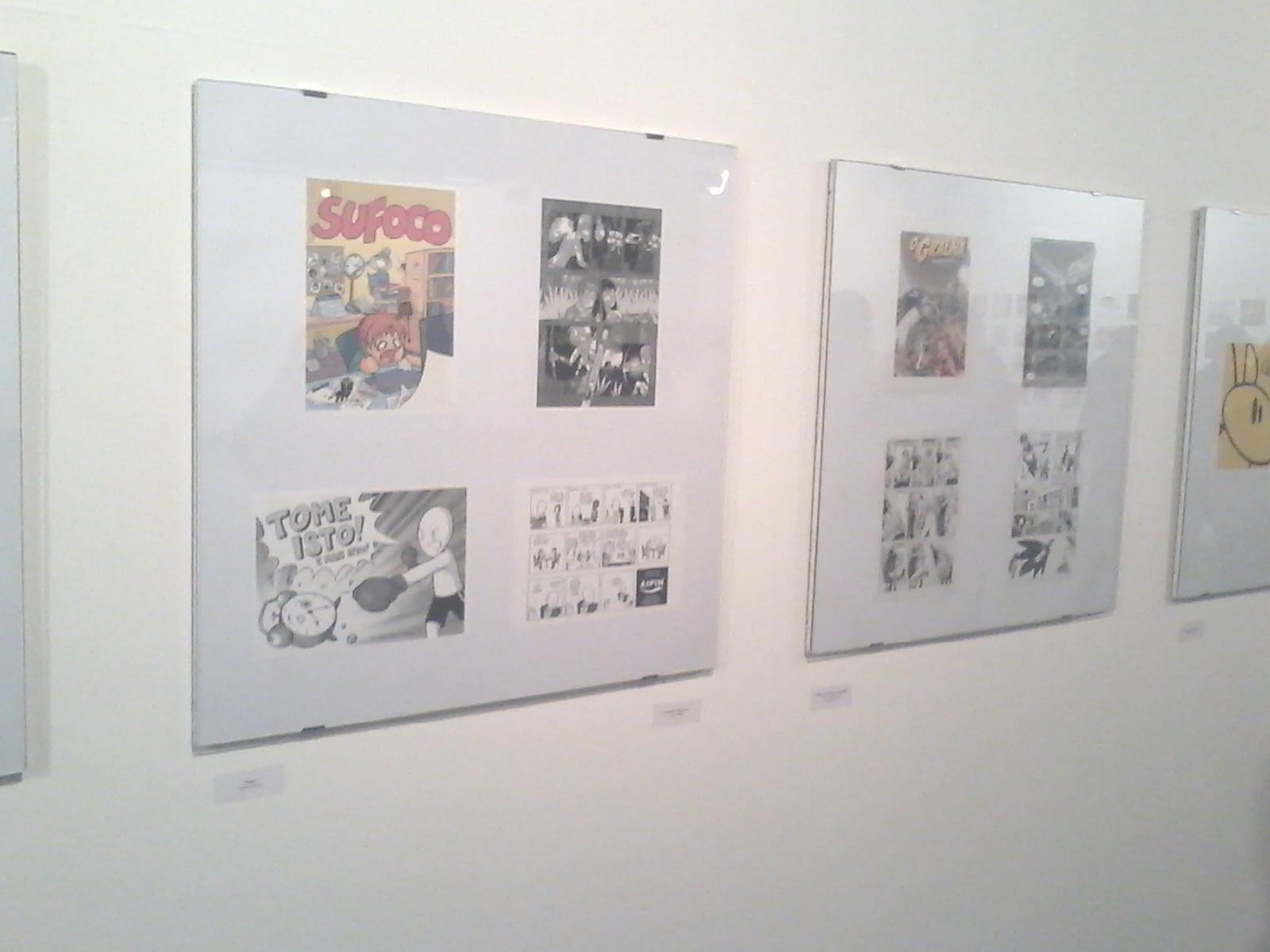 Exposição - Traços Curitibanos