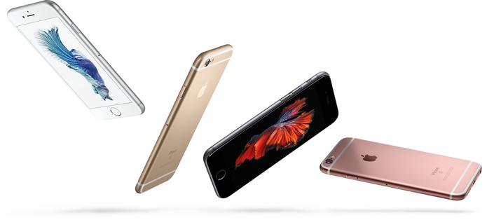 iPhone 6S e 6S Plus têm design que segue a mesma linha de seu antecessor.
