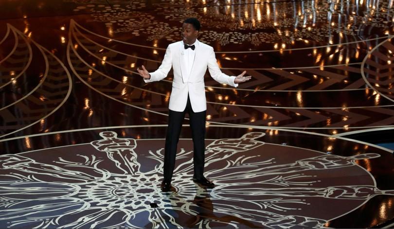 Chris Rock foi o apresentador do Oscar esse ano.
