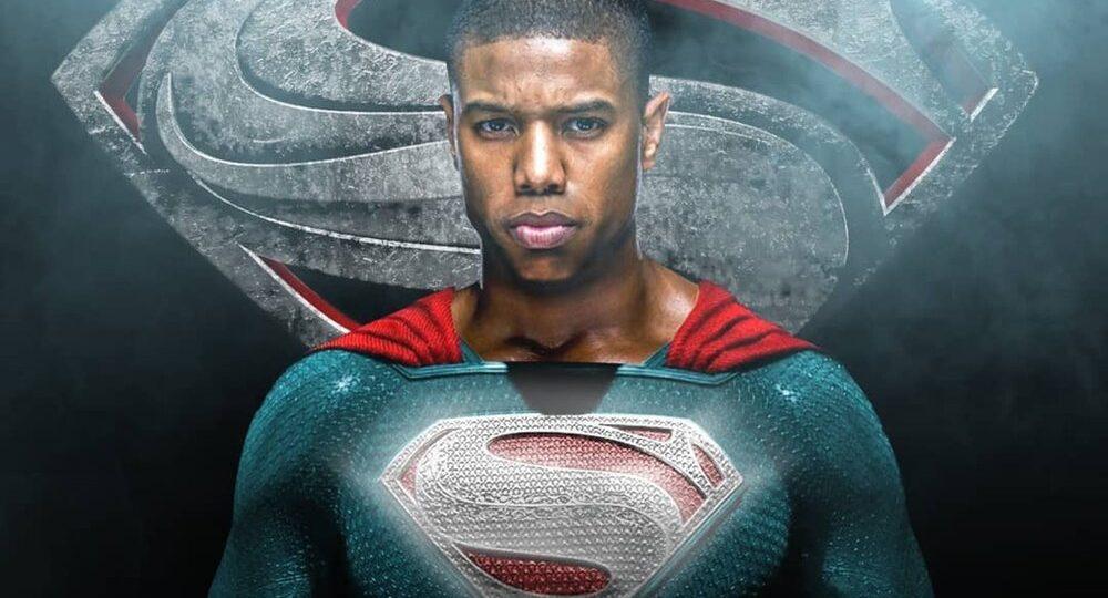Michael B. Jordan Super-Homem