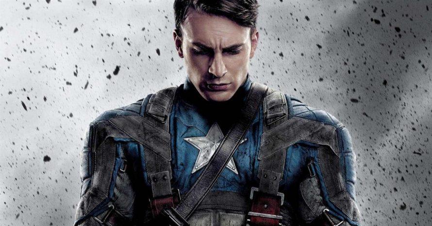 Chris Evans Capitão América