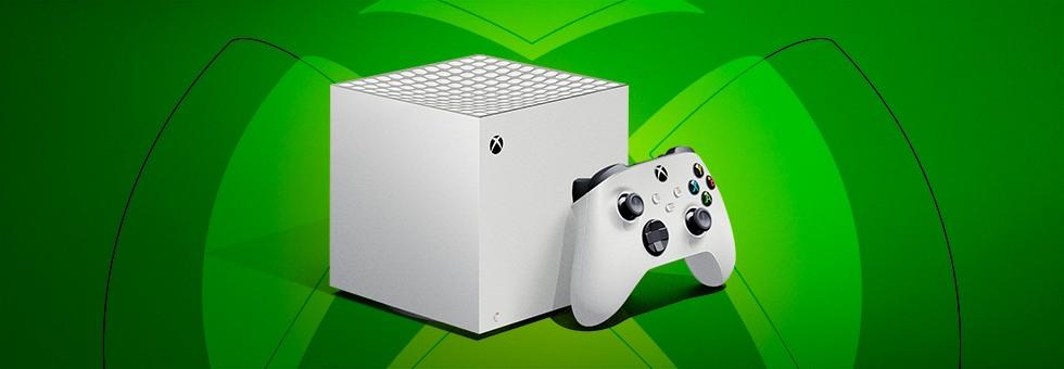 Imagem conceitual do Xbox Series S