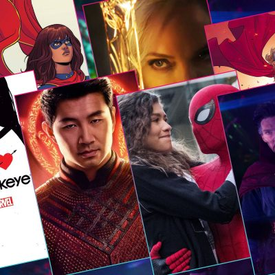 Heróis cinema 2021